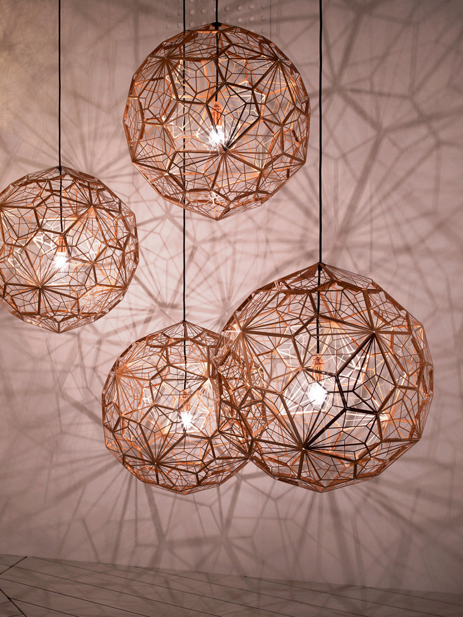 Tom Dixon Lighting Etch Home Decor