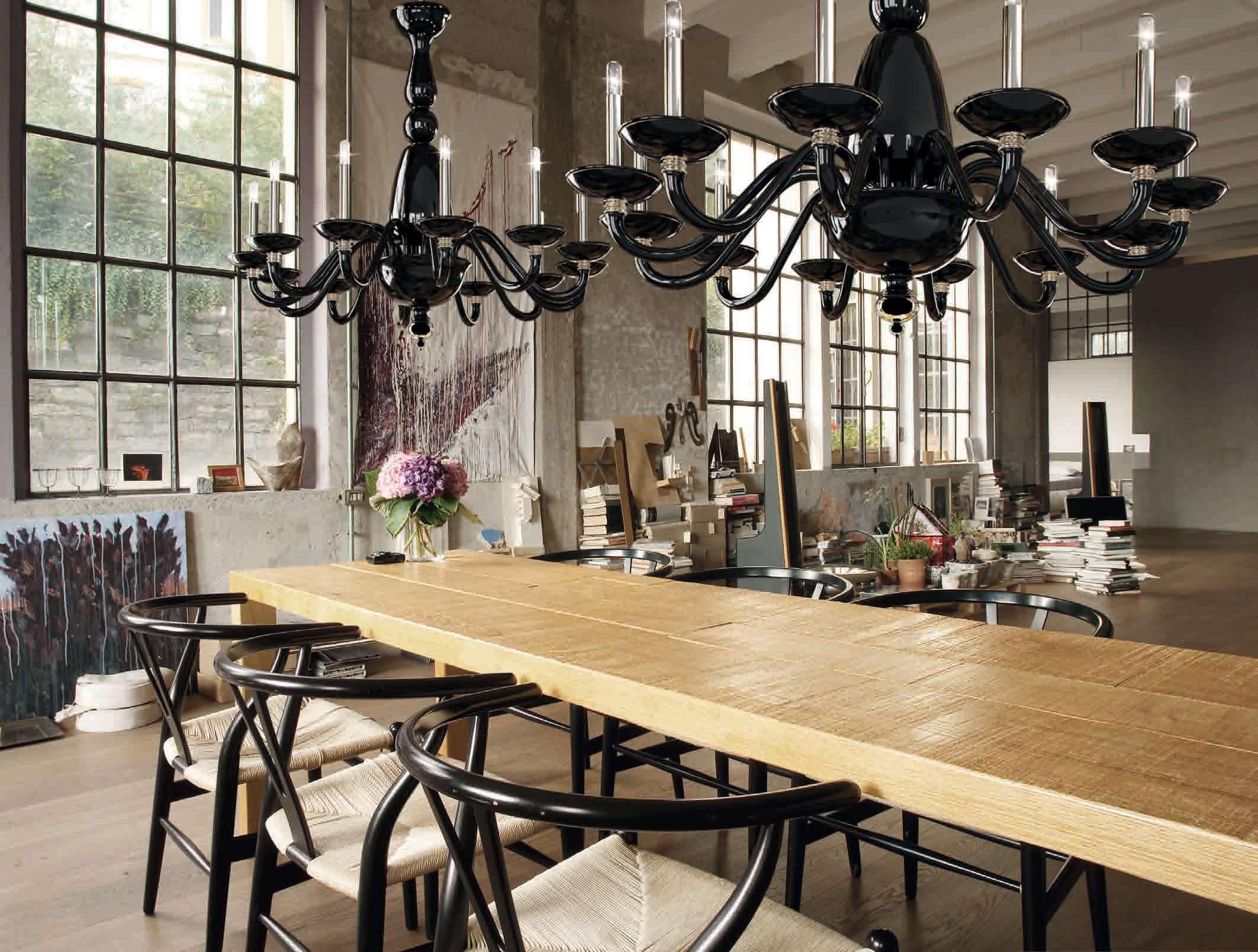 interior-murano-chandeliers-barovier Palladiano