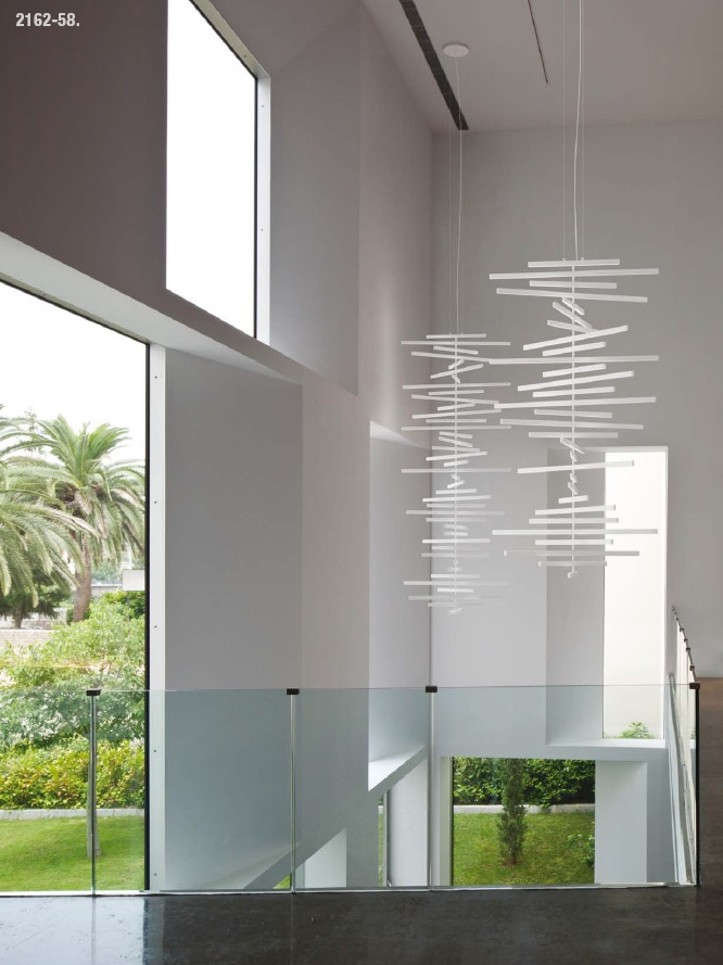 Interior Pendants Vibia Rhythm